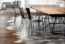 flooring ideas :: tiled / For more information on tiled flooring ideas visit | www.naturalmoderninteriors.blogspot.com