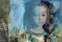 Mixed Media misc #2 / Ok, my original Mixed Media misc board has over 2,000 pins so I thought I would create a new board and carry on! / by Carla Hayes