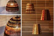 natural modern lighting ideas