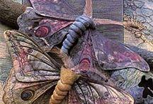 Fiber/Textile Art / by Carla Hayes