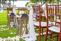 CEREMONY DESIGNS: DESIGNED BY: EBD