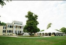 Weddings at Oatlands / Great wedding-related ideas seen at Oatlands Historic House & Gardens.