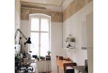 CEILINGS / Painted ceilings
