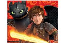 Let's Party!! (How to train your Dragon)