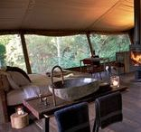 glamping tents, safari tents & yurt ideas / Design ideas for glamping :: tents, retreats and yurts.