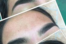 Eyebrow threading/waxing