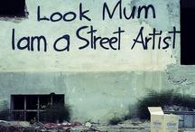 art de rue / by Bénédicte Caffin