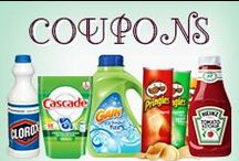 Coupons / We ♥ to use #Coupons to #Save, make sure to follow this board for all our favorites!    / by WomanFreebies.com