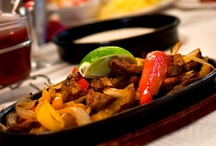 Food & Drink / Luigi Malones serves food and drink from all around the world in authentic presentation.