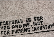 Against Modern Football / The Against Modern Football movement is growing and we support it with a passion! / by IN DE HEKKEN