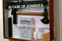 Surviving a Zombie Attack!