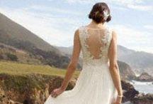 wedding dresses. / by Sarah Potts