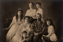 The Romanov Family & Imperial Russia / by Katherine B