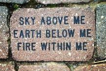 Quotes, Lyrics & Sayings / by Katherine B