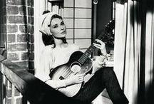 Audrey Hepburn / by Katherine B