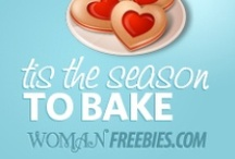 'Tis the Season to… BAKE! / Spruce up your holiday with recipes inspired by the best of Nestlé®! Get inspired with beautiful images of fun recipes on the Nestlé® Seasonal Recipe page.  / by WomanFreebies.com