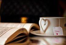 Books & Tea!!! / by Katherine B