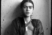 Frida Kahlo / by Martine L'Eveillé