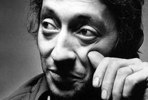 Je T'aime, Moi Non Plus - Serge Gainsbourg / by Martine L'Eveillé