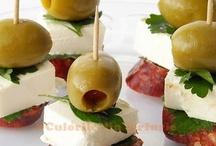 Cookbook: Appetizers / by Karen Carpentier