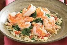 Cookbook: Seafood / by Karen Carpentier