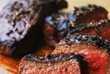 Cookbook: Beef / by Karen Carpentier