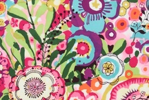 Cool fabrics! / Let's create a festive buffet of all the beautiful fabrics in the world :)