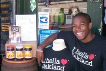 I Hella Love Oakland (& the whole bay) / Oldies and some new places I need to tray.  / by Aisha Moore-Hughes