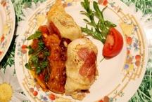 Photo Recipes / Qui pubblichiamo le nostre realizzazioni proprie di piatti vari, descrivendo nella didascalia le modalità ed i ingredienti usati