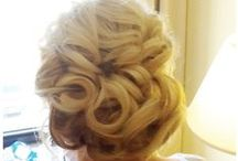 PinkLouLou Design Studio Clients! / Hair and makeup styling by PinkLouLou Design Studio / by PinkLouLou