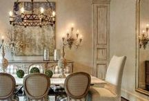 Dining Rooms / by Cheri Lasseigne