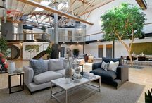 Amazing Lofts / Some of the most beautiful looks for loft spaces!