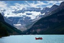 Explore Canada / From the majestic Alberta Rockies to the glittering lights of Toronto, Canada is a place of diverse cultures and unparalleled beauty. Take a stroll through Old Quebec City, kayak through the emerald waters of Lake Louise, or play on the beach dunes of Prince Edward Island. Experience the natural splendors and gorgeous scenery Canada has to offer. www.travelbestwesterncanada.com  / by Best Western