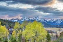 Idaho – The Gem State / Idaho isn't just famous for its potatoes, but also its world class fishing, skiing, and scenic mountain ranges. Lose yourself in Idaho's gorgeous landscapes.   www.bestwesternidaho.com / by Best Western