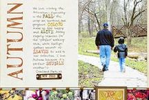 """I Just Might Scrapbook Again... / Scrapbooking ideas for that elusive """"some day"""" / by Heather Payson"""