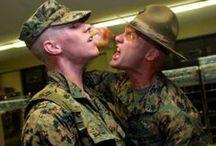 United States Marine! / Nobody gave it to me! I earned it!