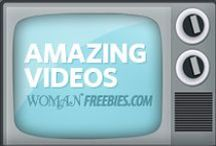 Amazing Videos / Check Out the Collection of Fun Videos Posted By WomanFreebies! / by WomanFreebies.com
