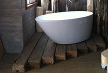 Bathrooms (by Martina Leo) / Bathroom ideas