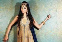Arabic Style! / Beautiful Dresses...
