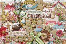 {Christmas Yummies} Digital Scrapbook Collection by Digilicious Design / {Christmas Yummies} Digital Scrapbook Kit by Digilicious Design available at sweetshoppedesigns.com #digiscrap #digitalscrapbooking #digiliciousdesign