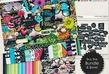 {Ridiculous!} Digital Art Collection by Digilicious Design available at Sweet Shoppe Designs