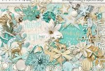 {Treetops Glisten} Digital Scrapbook Collab by Digilicious Design and Meghan Mullens / Treetops Glisten is a digital scrapbook collaboration from Digilicious Designs & Meghan Mullens. Christmas is full of sparkle and this is the perfect kit to showcase those magical memories. Filled with soft teal, gold, a hint of blue, and plenty of glitter Treetops Glisten is a must have for your holiday scrapbook stash!  #digiscrap #digitalscrapbooking #digiliciousdesign #meghanmullens #treetopsglisten