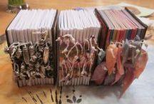 Journals and Journaling / Making journals...