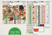 {iGeek} Digital Scrapbook Collab Kit by Digilicious Design and Studio Basic Design