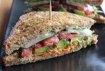 Sandwiches / by D'Lonna Steiner