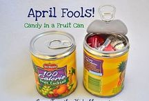 April Fool's Day / by D'Lonna Steiner
