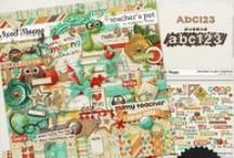{Teacher's Pet} Digital Scrapbook Collection by Digilicious Design