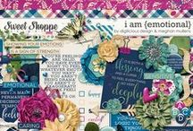 {I Am: Emotional} Digital Collab Kit by Digilicious Design and Meghan Mullens