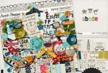 {Spec-tacular} Digital Scrapbook Collection by Diglicious Design