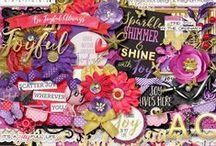 {I Am Joyful} Digital Collab Kit by Digilicious Design and Meghan Mullens